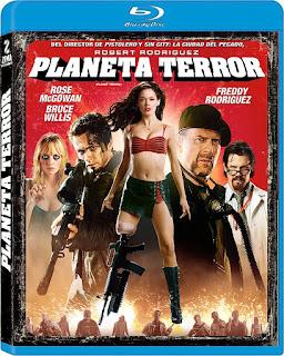 Planeta del Terror [BD25] *Con Audio Latino *Bluray Exclusivo