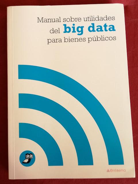 Portada Manual sobre utilidades Big Data para bienes públicos