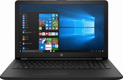 HP 15-ra006ne Laptop | 15.6 inch HD | Celeron N3060 | 500GB HDD | 4GB RAM | 8th Gen Intel HD