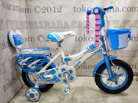 Sepeda Anak Goodway Ariel 12 Inci