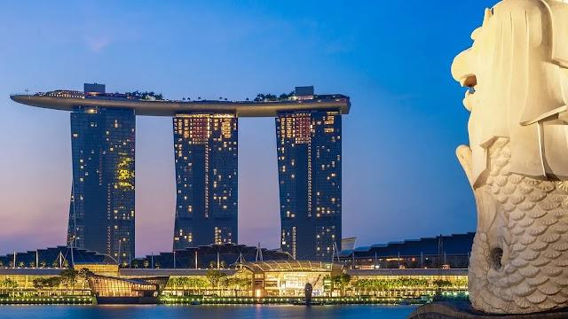 Yuk mulai Adventure pakai Paket Tour Singapore