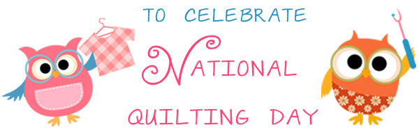 Fort Worth Fabric Studio: Happy National Quilting Day {Sale} : quilt in day - Adamdwight.com