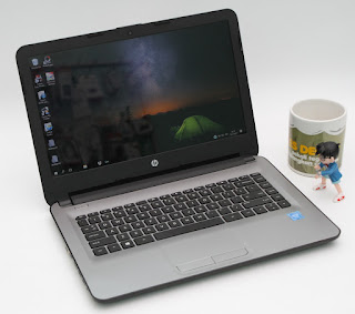 Laptop bekas HP14-AM013TU