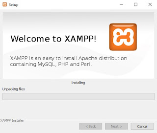 Cara Instal XAMPP di Windows 10.9