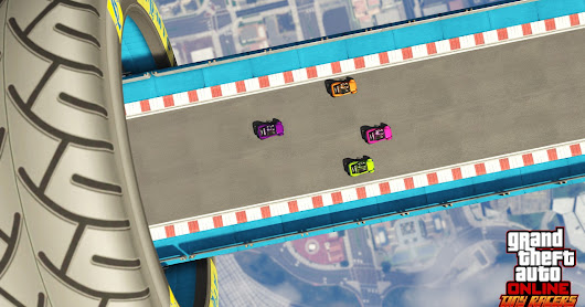 GTA V - ONLINE: TINY RACERS OUT NOW