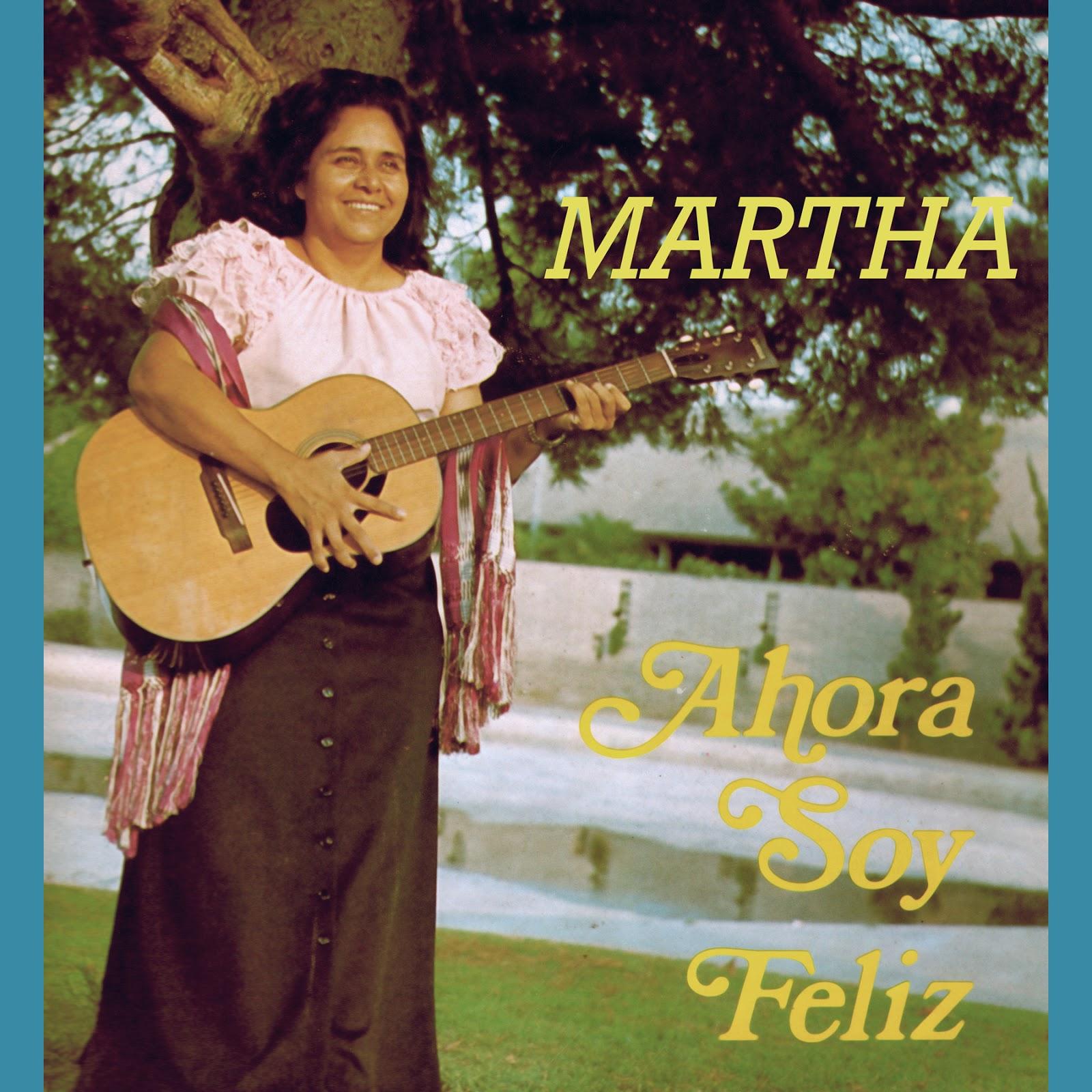 Martha-Ahora Soy Feliz-