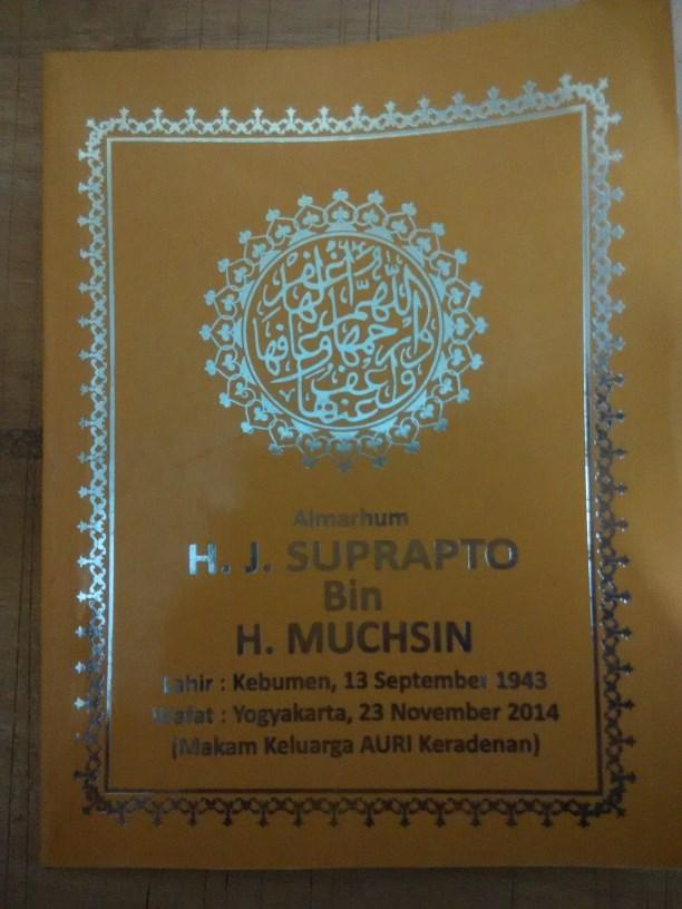 Buku Yasin Soft Cover Jogja Cetak Buku Yasin Di Yogyakarta