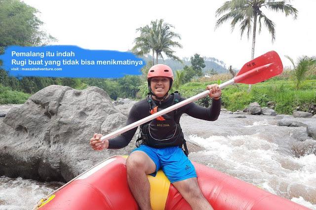 pengalaman Arung Jeram Pemalang