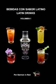 libro bebidas con sabor latino 1