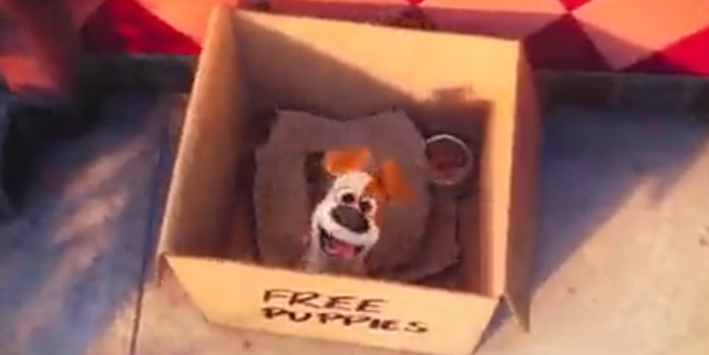 映画「ペット」通信がアレでボケてる画像