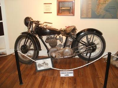 moto de guevara