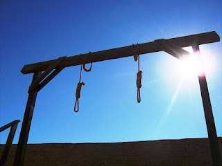 Two to die by hanging for Ekiti car robbery