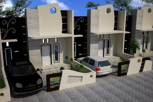 rumah minimalis futuristik info properti terbaru