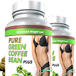 Pure Green Coffee Bean Plus Burn Fat No Exercise or Diet