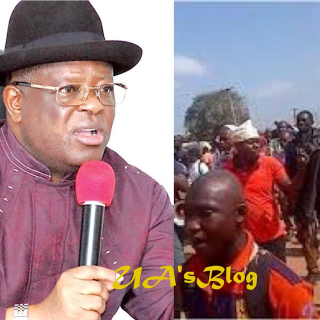 Umahi bans IPOB activities in Ebonyi