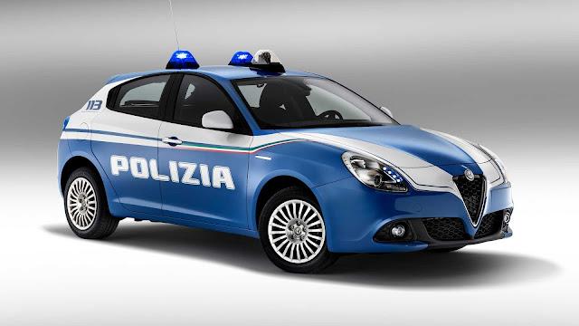 Foggia: Polizia di Stato, 750 uomini e donne al servizio della Capitanata. Arrivano le nuove auto [VIDEO]