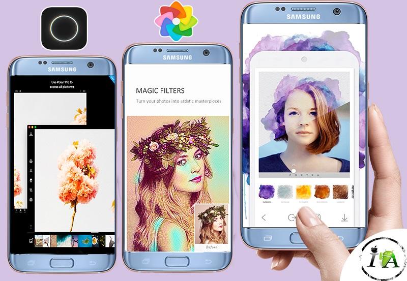 افضل 3 تطبيقات تعديل وتحرير الصور للاندرويد 2018