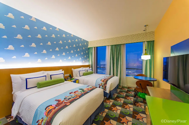 Disney, Pixar, SHDR, SHDL, Shanghai Disneyland, Shanghai Disney Resort, 玩具總動員酒店, Toy Story Hotel, 上海迪士尼度假區, Reopens, 重開