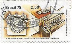 Selo Serviço de Telegrafia