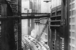 ulasan film metropolis set desain