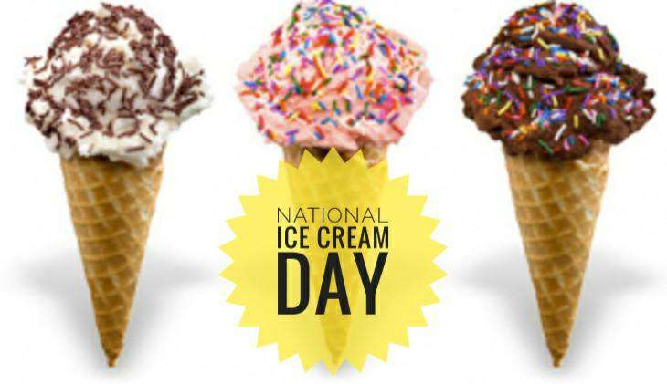 National Ice Cream Day Wishes