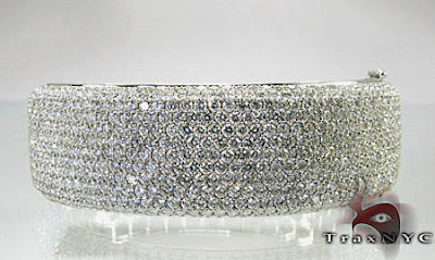 8334915ef1 If money is of no objection, I would total lust over this diamond bracelet.  A gal can practically wear rags yet still manage to look glamorous when  wearing ...