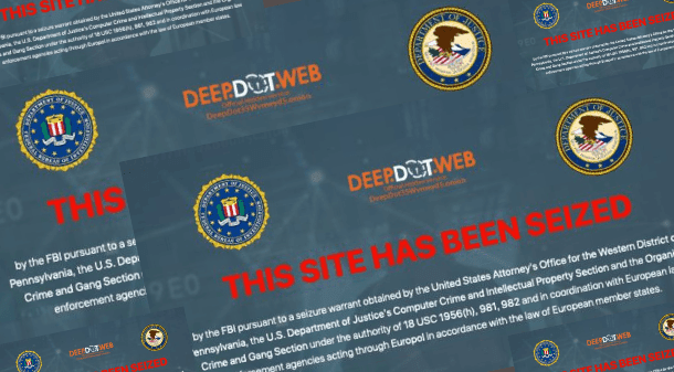 deep dot web arrest