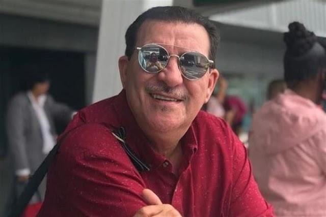 Falleció en la madrugada de este sábado a sus 65 años, Tito Rojas.
