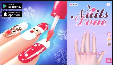 Nails Done! Apk Free on Android Game Download
