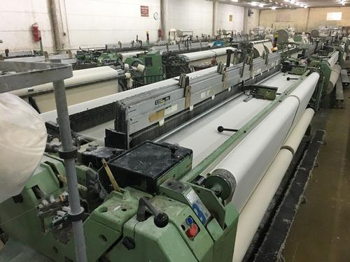 Bagian-bagian penting mesin tenun