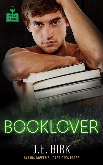Booklover by J.E. Birk