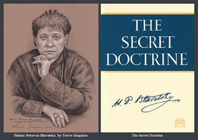 Helena Petrovna Blavatsky. Occultist and Philosopher. Theosophical Society. The Secret Doctrine. by Travis Simpkins