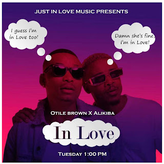 AUDIO | Otile Brown Ft Alikiba - In Love | Mp3 Download