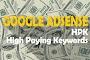 Daftar HPK Google AdSense Terbaru 2018
