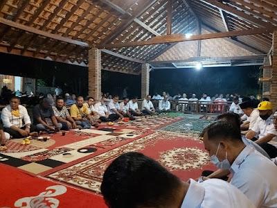 TEC-Antoni Imam Sapa Relawan dan Simpatisan