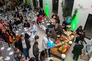 Patrocinadores e participantes aprovam Noite  do comerciante