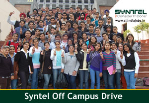 Syntel Off Campus