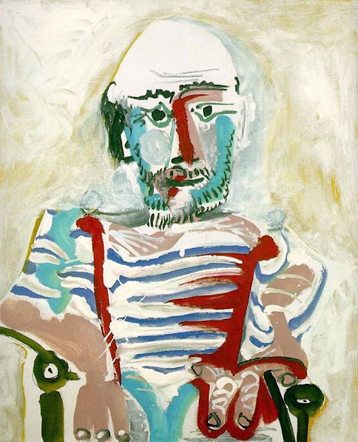 Pablo Picasso 83 thn