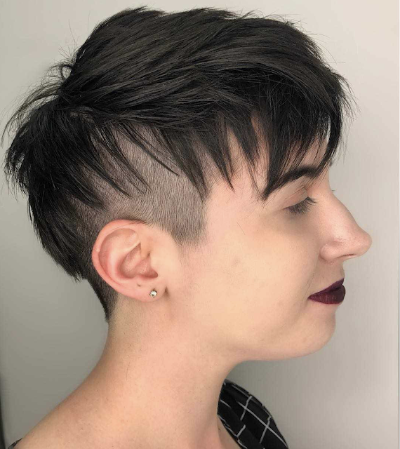 latest short haircuts for women 2019