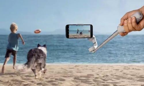 DJI Smartphone Stabilizer Selfie Stick