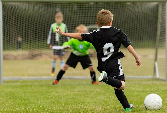 Το παιδί στο ποδόσφαιρο και στον αθλητισμό