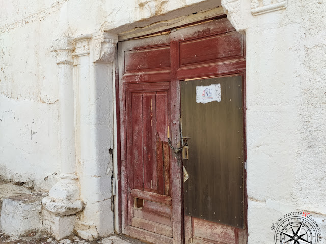 Puerta de entrada Venta Borondo