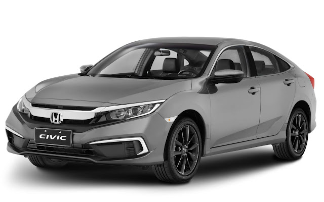 Novo Honda Civic 2020  LX