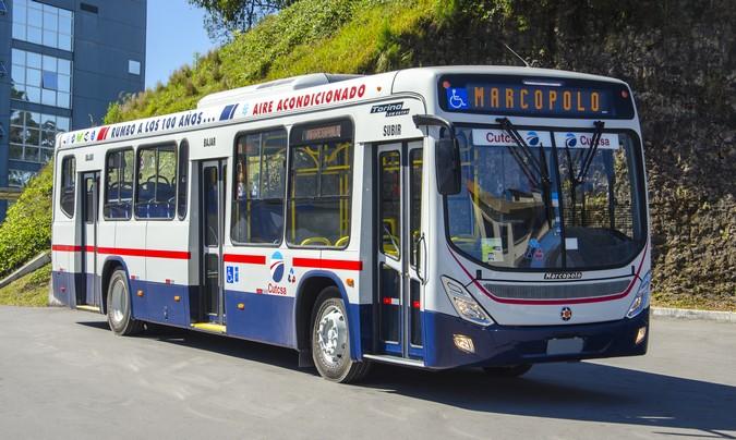 Mercedes-Benz e Marcopolo exportam 102 ônibus para o Uruguai