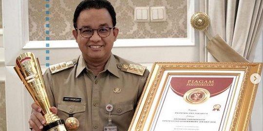 Kunjungi Balai Kota DKI, JK Sebut Anies Bantu 100 M untuk Masjid Se-Indonesia