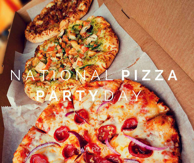 National Pizza Party Day Wishes Images