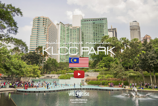 Petronas Twin Towers | KUALA LUMPUR | Malaysia | www.WELTREISE.tv # 213