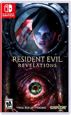 Resident Evil Revelations 2 Switch XCI + NSP