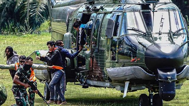 Muhammad Kurniadi, Personel Brimob yang Gugur di Kiwirok Dipulangkan ke Paniang Aceh