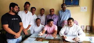 प्रदेश में प्रगति और खुशहाली का संदेश लेकर आई कांग्रेस सरकार-जिलाध्यक्ष पटेल